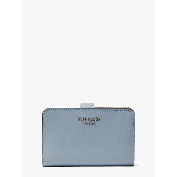 spencer compact wallet, HORIZON BLUE, hi-res