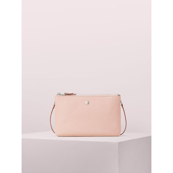 polly medium double gusset crossbody