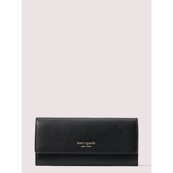 spencer slim flap wallet