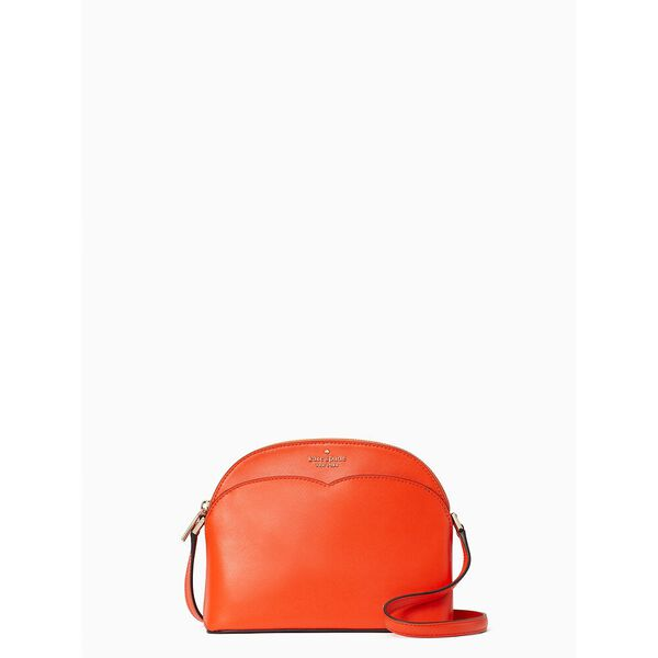 payton dome crossbody, coral buds, hi-res