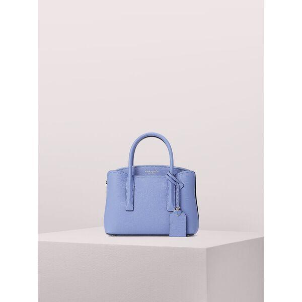 margaux mini satchel, forget-me-not, hi-res