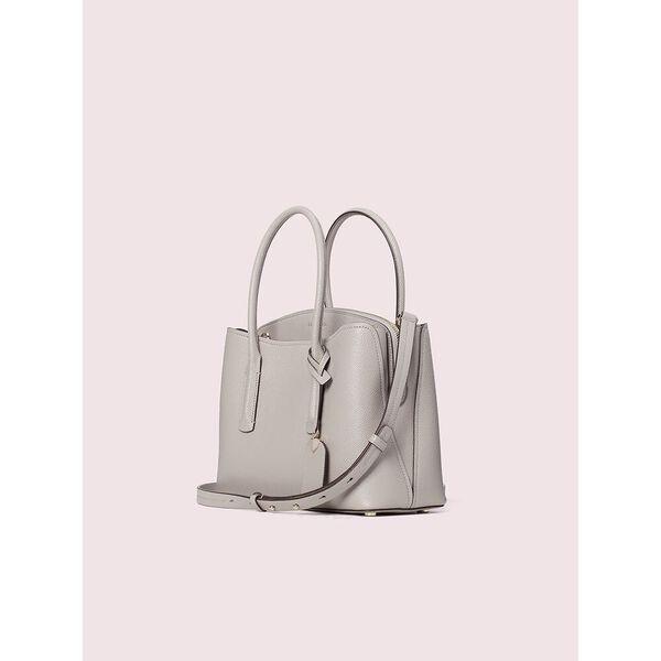 margaux medium satchel, true taupe, hi-res