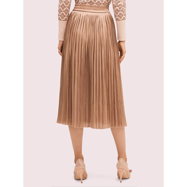 metallic midi skirt, divine shimmer, hi-res