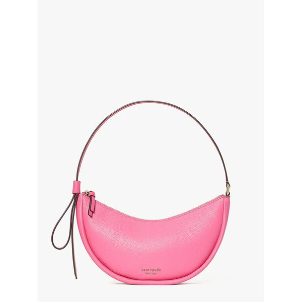 smile small shoulder bag, crushed watermelon, hi-res