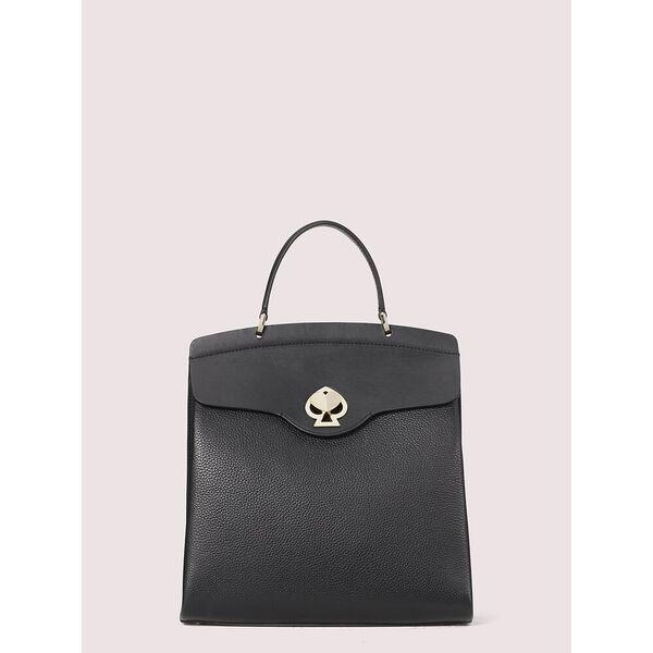 romy medium backpack, black, hi-res