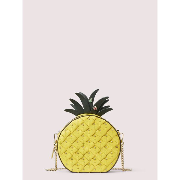 picnic pineapple crossbody
