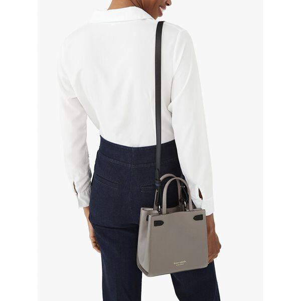 lane small satchel, mineral grey, hi-res