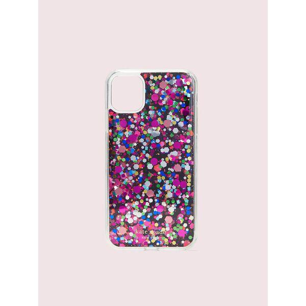 party confetti iphone 11 case