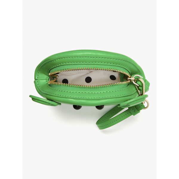 shelly wristlet, green jay, hi-res