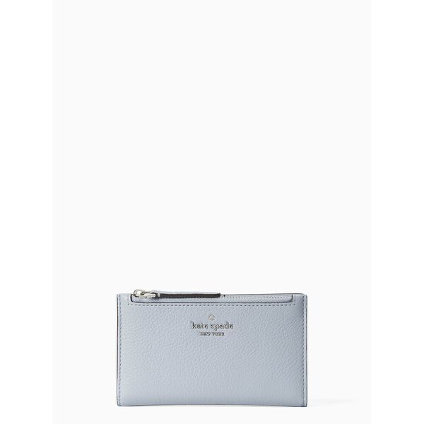 jackson small slim bifold wallet, FROSTED BLUE, hi-res