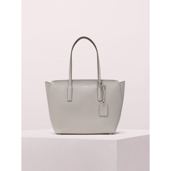 margaux medium tote, true taupe, hi-res