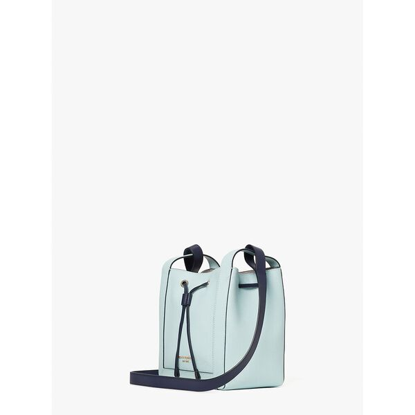 grab small bucket bag, blue glow multi, hi-res