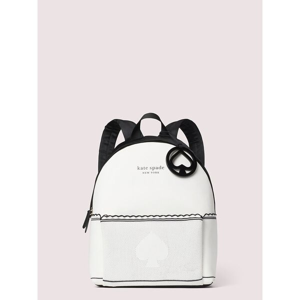 the sport knit city pack large backpack, optic white, hi-res