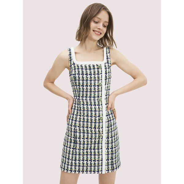 pop tweed dress