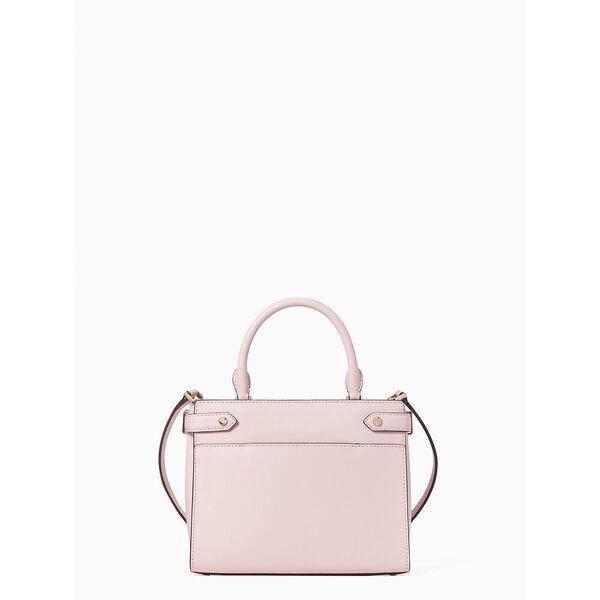staci small satchel, light crepe, hi-res