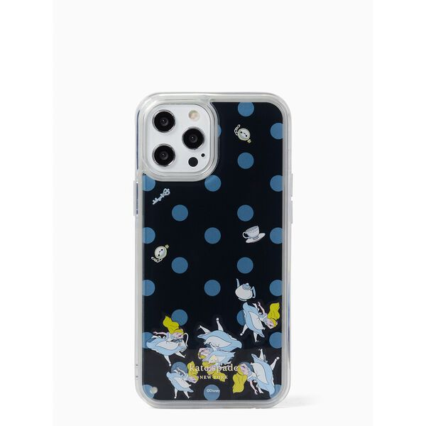 disney x kate spade new york alice in wonderland iphone 12 pro max case
