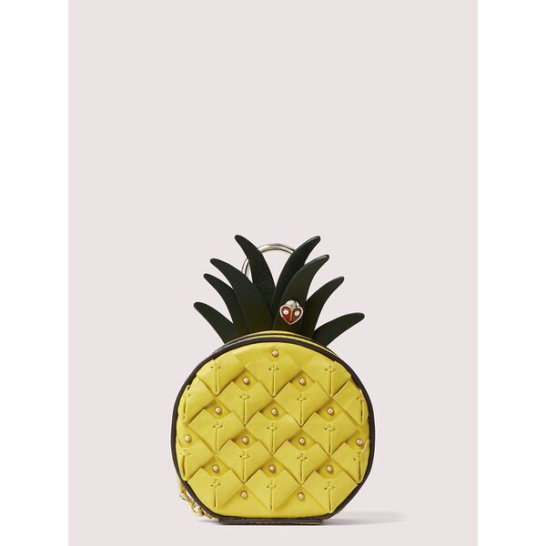 picnic pineapple coin purse