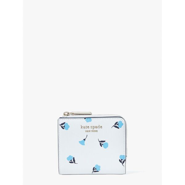 spencer dainty bloom small bifold wallet