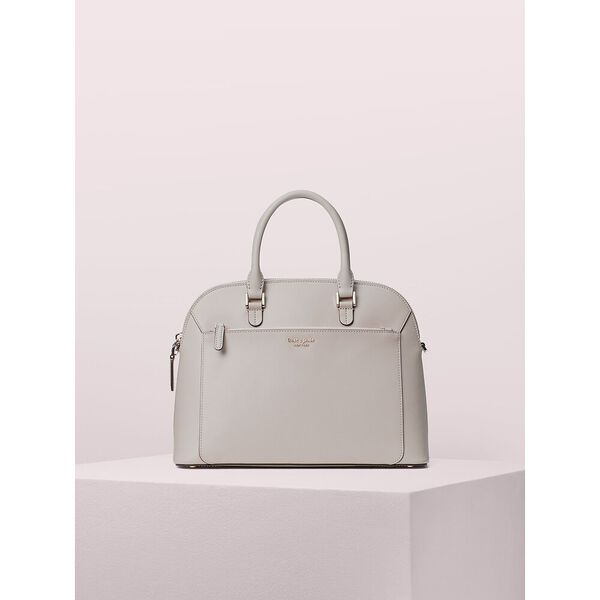 louise medium dome satchel