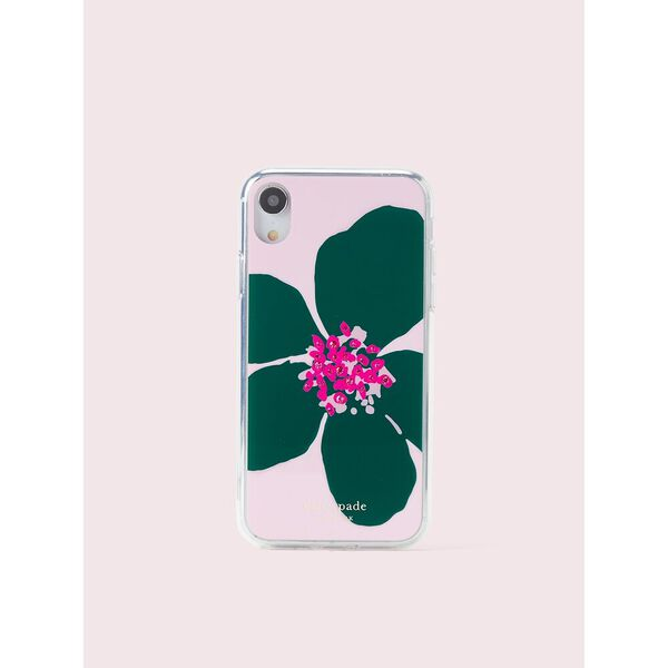 jeweled grand flora iphone xr case