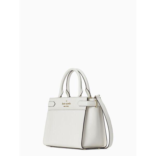 staci small satchel, parchment, hi-res