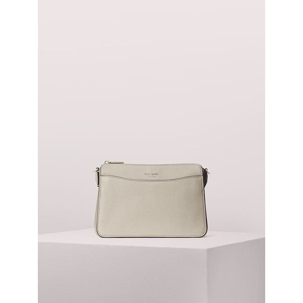 margaux large zip top crossbody