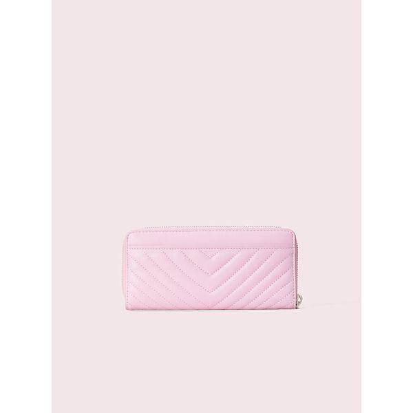 amelia slim continental wallet, sweet pea, hi-res