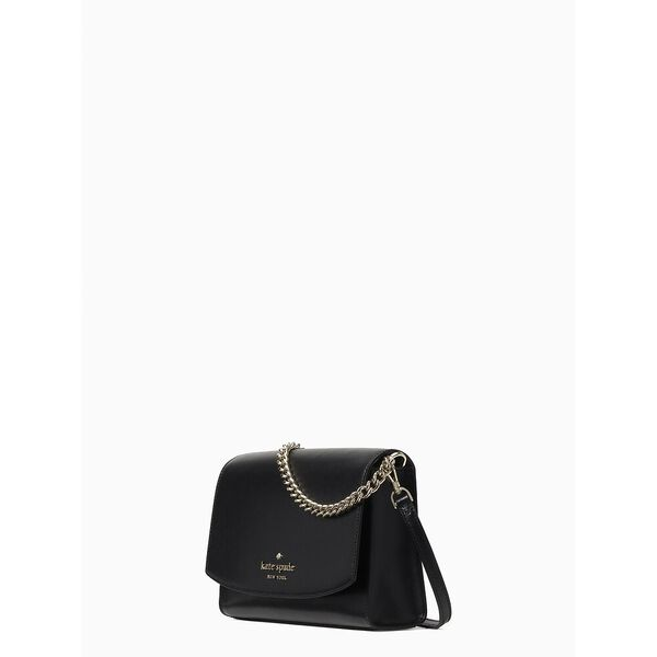 carson colorblock convertible crossbody, black, hi-res