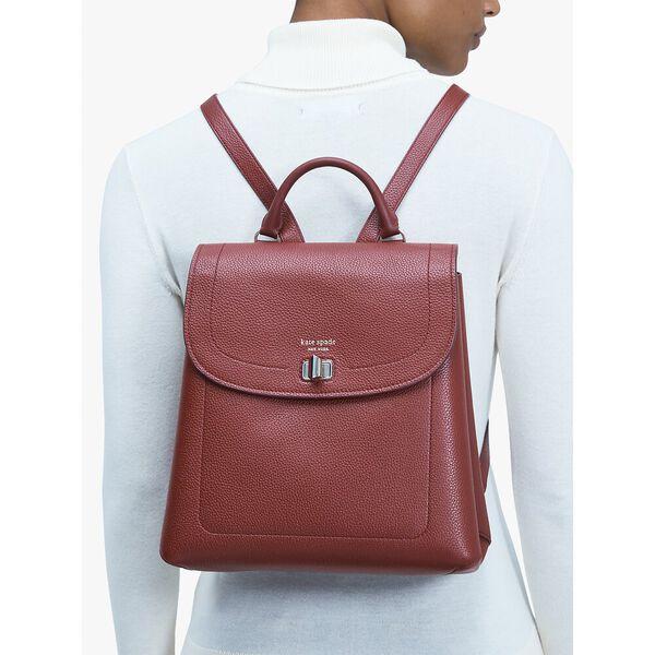 essential medium backpack, pinot noir, hi-res