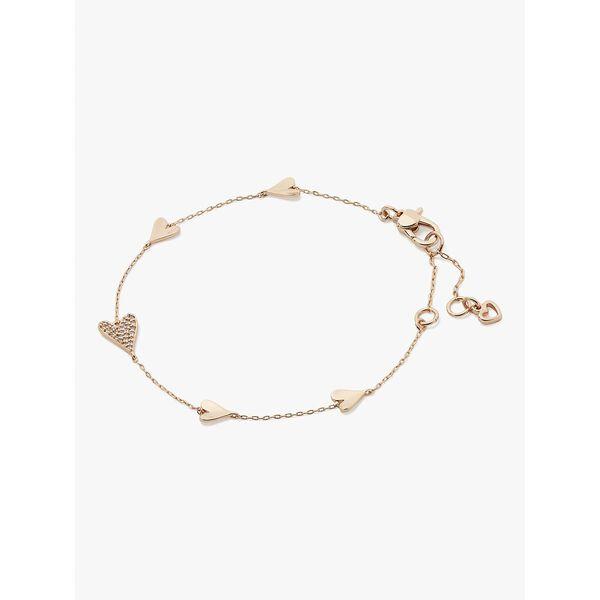 sweetheart line bracelet