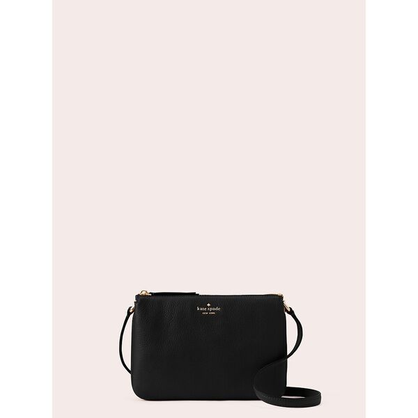 jackson triple gusset crossbody