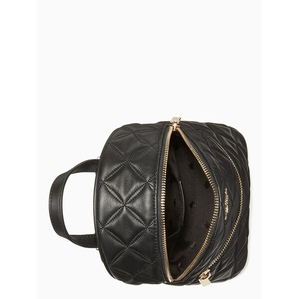 natalia mini convertible backpack, black, hi-res