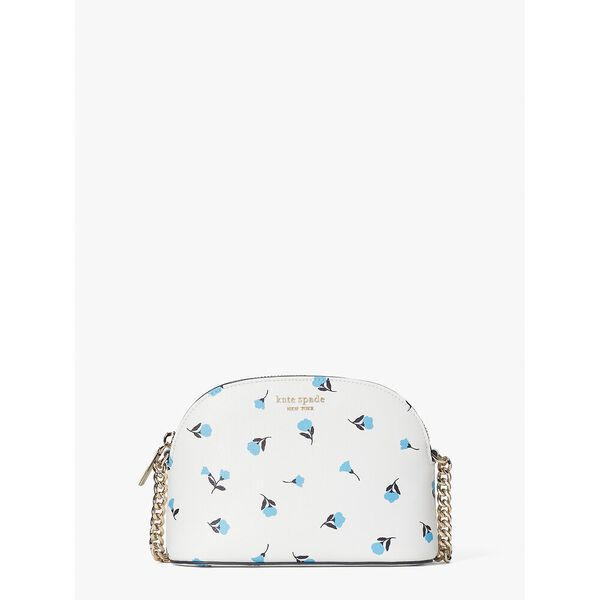 spencer dainty bloom small dome crossbody