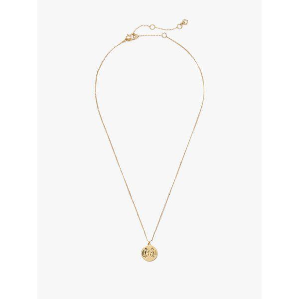in the stars gemini pendant, gold, hi-res