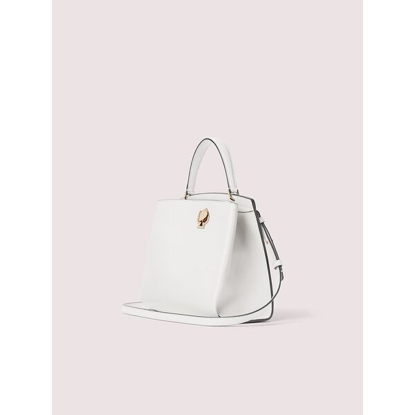 romy medium satchel, parchment, hi-res