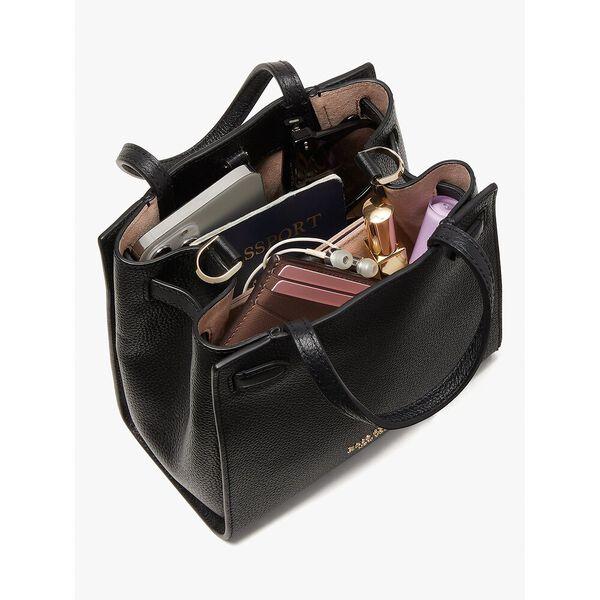 lane small satchel, milk glass, hi-res