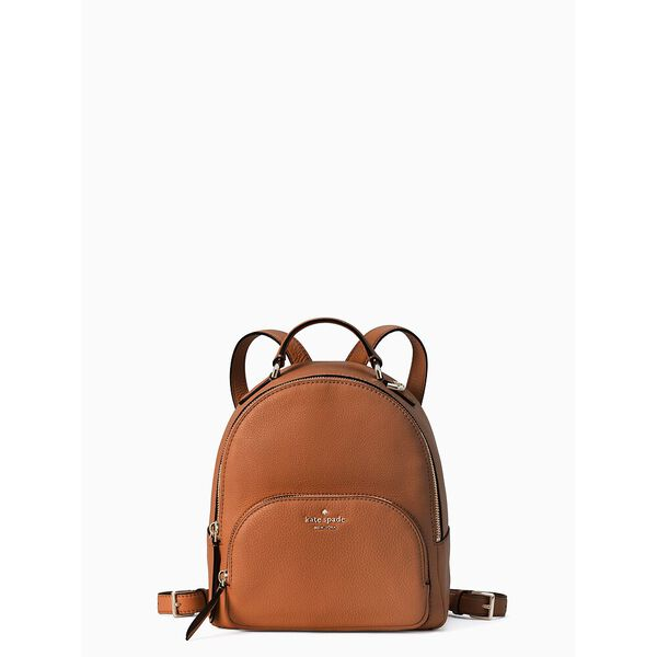 jackson medium backpack, warm gingerbread, hi-res