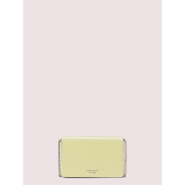 spencer chain wallet, lemon sorbet, hi-res