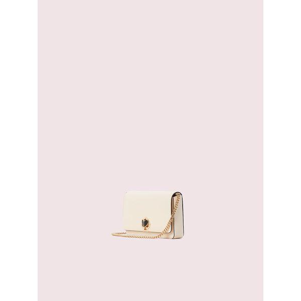 nicola twistlock chain wallet, bare, hi-res