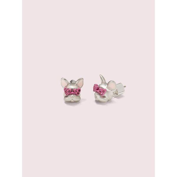francois french bulldog earrings