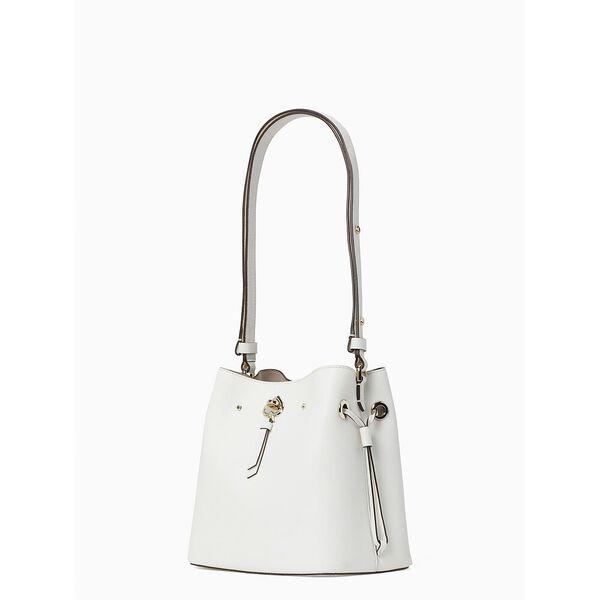 marti small bucket, white dove, hi-res