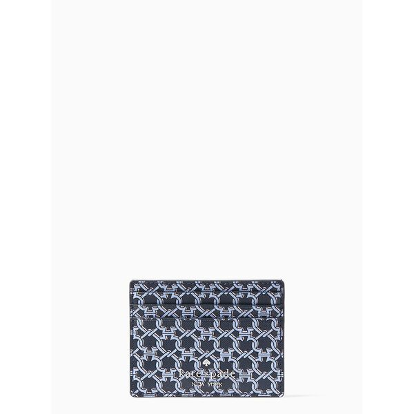 spade link small slim card holder