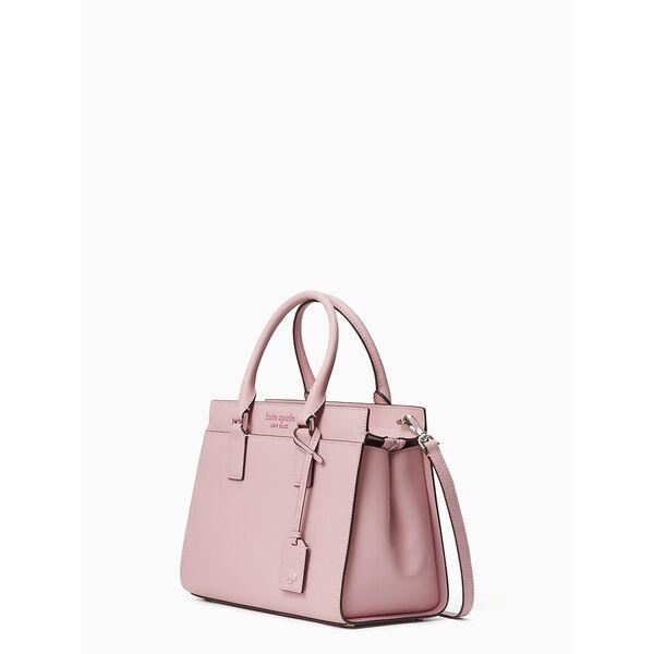 cameron monotone medium satchel, BRIGHT CARNATION, hi-res