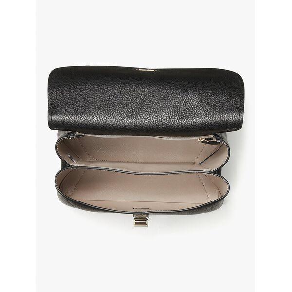 essential medium backpack, black, hi-res