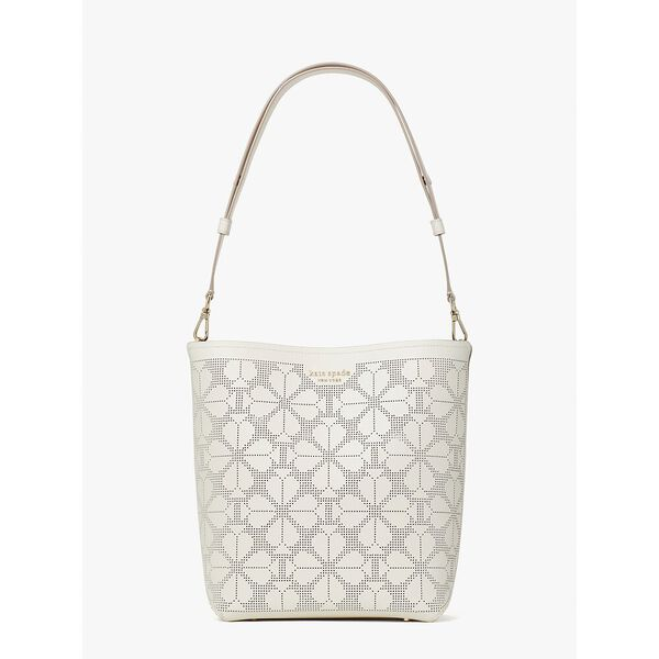 river perforated large bucket bag