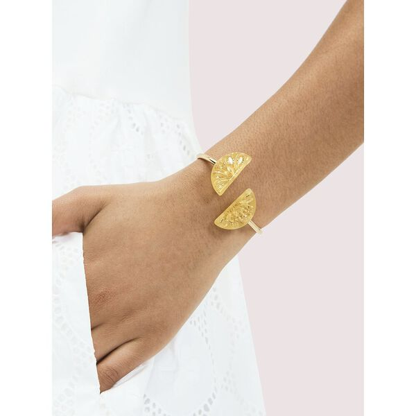 tutti fruity lemon flex cuff, YELLOW, hi-res