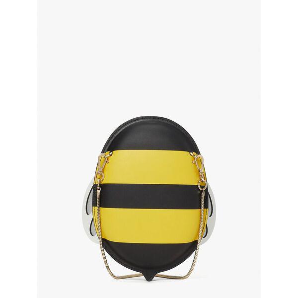 buzz bee crossbody, yellow multi, hi-res