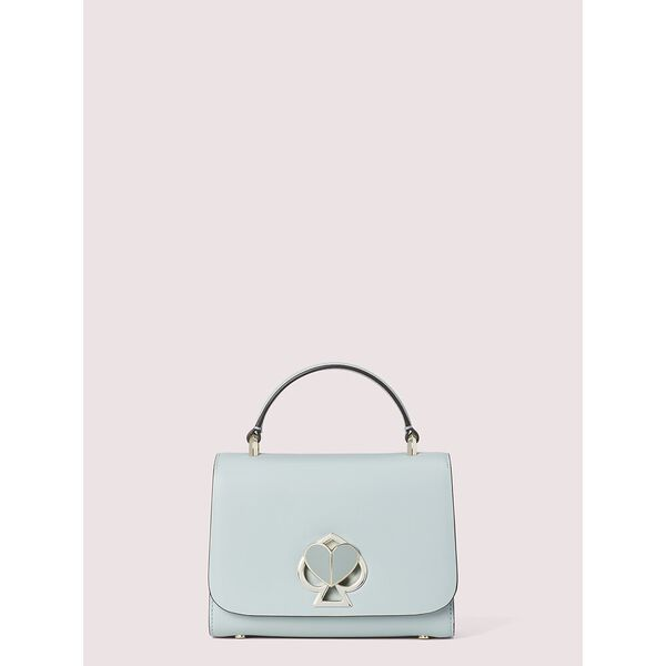 nicola twistlock small top-handle bag