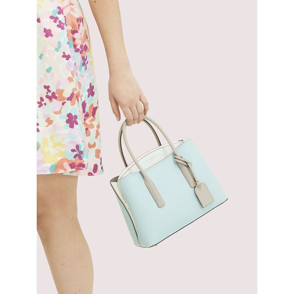 margaux medium satchel, CLOUD MIST MULTI, hi-res