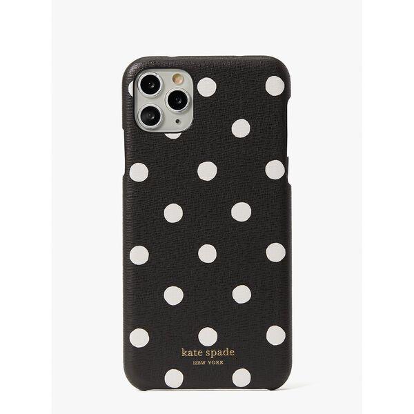 sunshine dot iphone 11 pro max case, black multi, hi-res